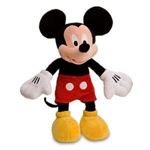"""New Mickey Mouse Plush Mickey Mouse Doll 9"""""""